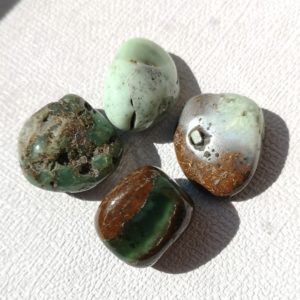 pierre roulee chrysoprase 5